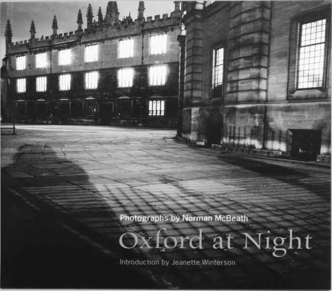 Oxford At Night Cover